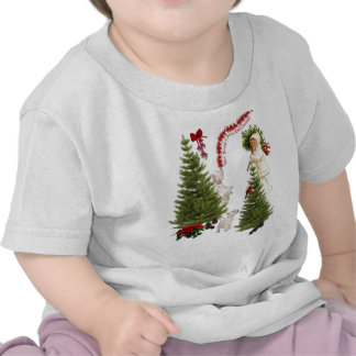 Westie Have Yourself a Merry Little Christmas Tshirts