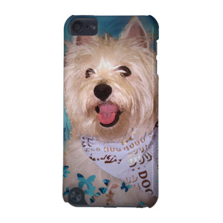 Westie i-pod touch case iPod touch 5G case