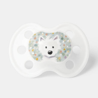 Westie Impressions Pacifier