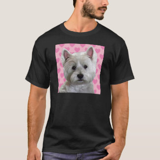 WESTIE IN MY HEART T-Shirt