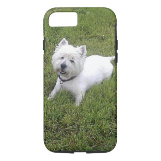 Westie iPhone 7 Case