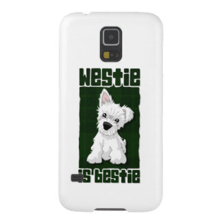 Westie is Bestie Case For Galaxy S5
