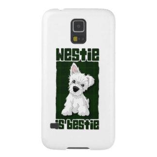 Westie is Bestie Case For Galaxy S5