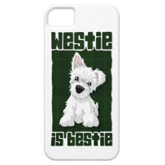 Westie is Bestie iPhone 5 Covers