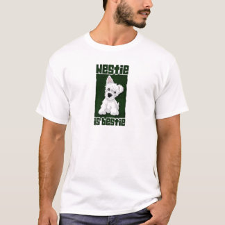 Westie Is Bestie T-Shirt