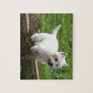 westie jumping.png jigsaw puzzles