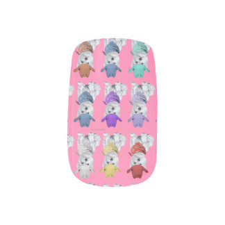 Westie Minx ® Nail Art