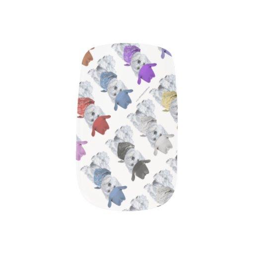 Westie Minx ® Nail Wraps