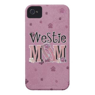 Westie MOM Case-Mate iPhone 4 Case