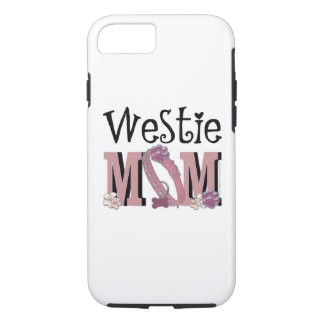 Westie MOM iPhone 7 Case