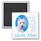 Westie Mum Magnet