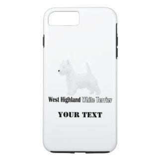 Westie No. 15 iPhone 7 Plus Case