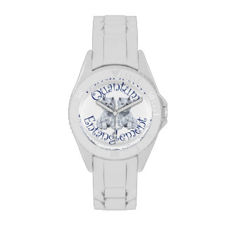 Westie Physics Wrist Watch