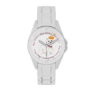 Westie Princess Wristwatches