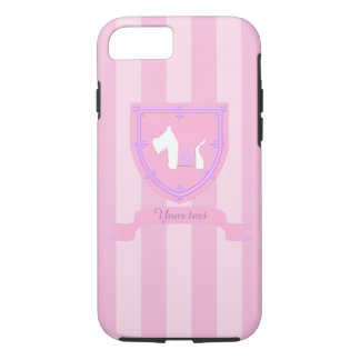 Westie Royal Crown iPhone 7 Case