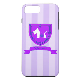 Westie Royal Crown iPhone 7 Plus Case