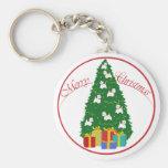 Westie Tree Keychains