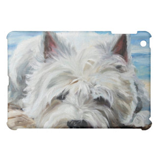 Westie West Highland Terrier Ipad Cover