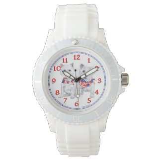 Westies Americana Wrist Watches