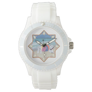 Westies Beach Wristwatch