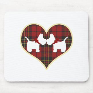 Westies Mouse Mat