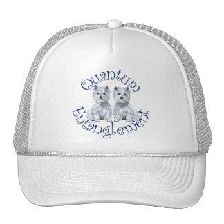 Westies Quantum Entanglement Hats