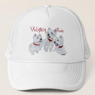 Westies Rule! Trucker Hat
