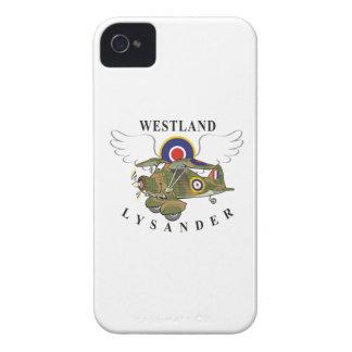 Westland Lysander iPhone 4 Cases
