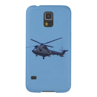 Westland Puma Military Helicopter Galaxy S5 Case