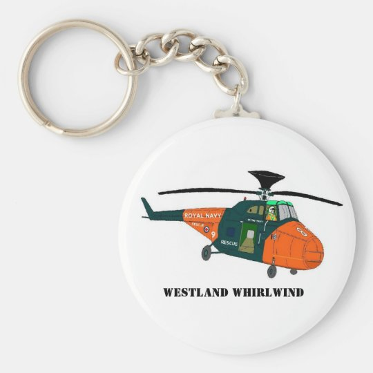 , Westland Whirlwind Key Ring