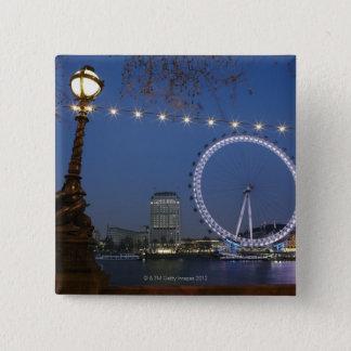 Westminster 15 Cm Square Badge