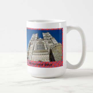 Westminster Abbey Basic White Mug