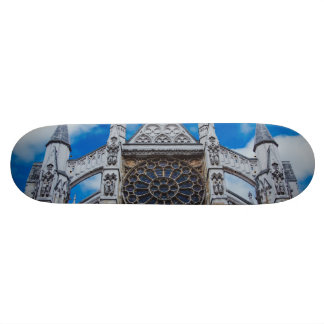 Westminster Abbey cathedral Skate Board Deck