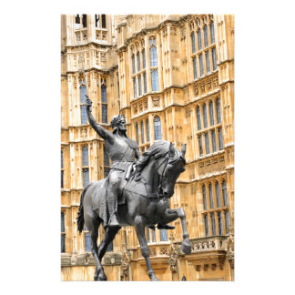 Westminster Abbey in London Stationery