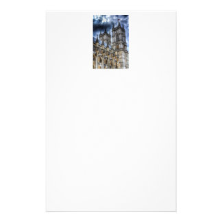 Westminster Abbey London Stationery Paper