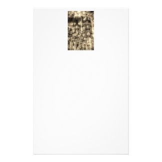 Westminster Abbey London Vintage Stationery