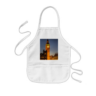 Westminster and Big Ben Kids Apron