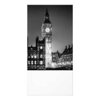 Westminster and Big Ben Personalised Photo Card