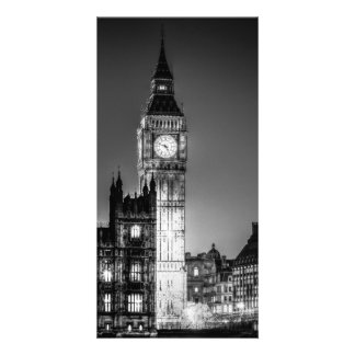 Westminster and Big Ben Photo Card Template