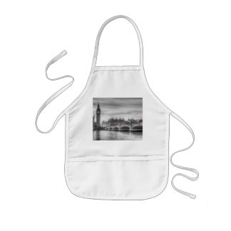 Westminster Bridge and Big Ben Kids Apron