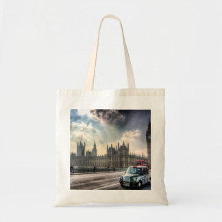 Westminster Bridge London Tote Bag