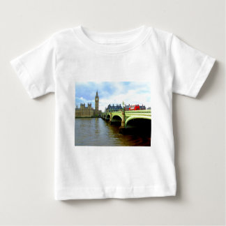 Westminster Bridge, London UK Baby T-Shirt