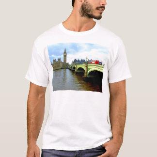 Westminster Bridge, London UK T-Shirt
