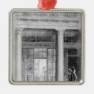 Westminster Diary, The Quadrant, Regent Street Christmas Ornament