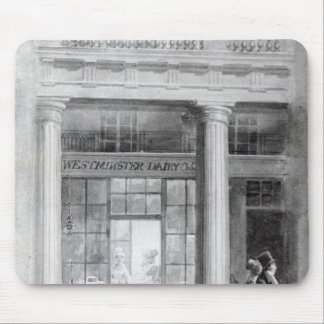 Westminster Diary, The Quadrant, Regent Street Mouse Mat
