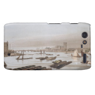 Westminster from Waterloo Bridge, incorporating th Droid RAZR Cases