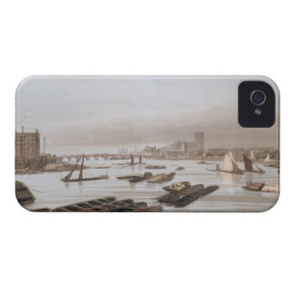 Westminster from Waterloo Bridge, incorporating th iPhone 4 Case