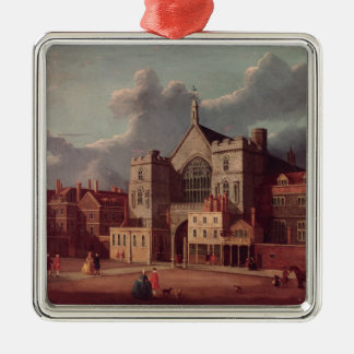 Westminster Hall and New Palace Yard Christmas Ornament