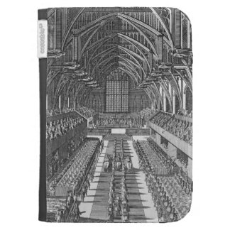 Westminster Hall during the celebrations after the Kindle Covers