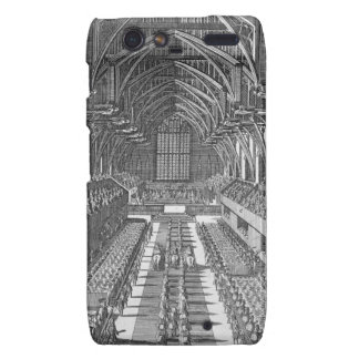 Westminster Hall during the celebrations after the Droid RAZR Cover